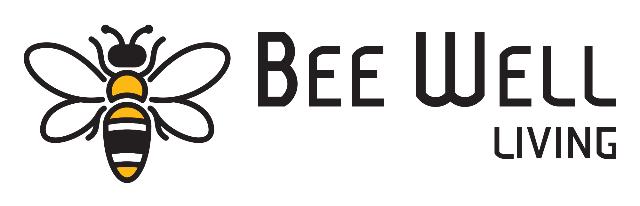 Bee Well Living Logo
